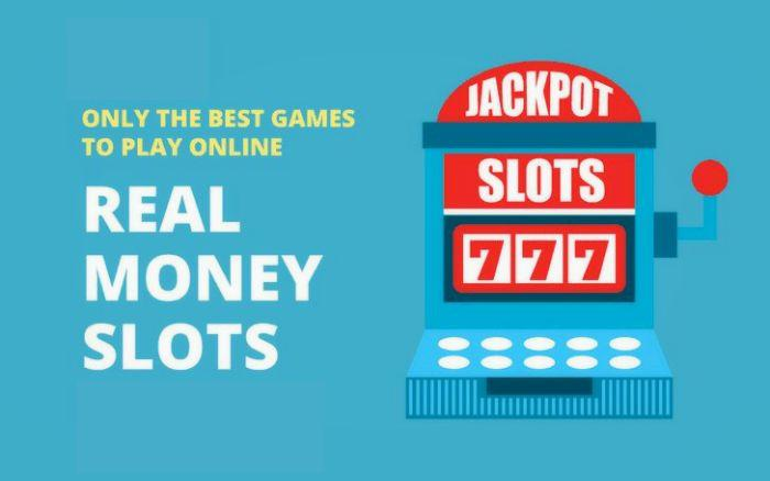 Online Casino Slots Real Money A Full Guide On How To Win Real